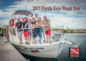 Florida Keys Wreck Tour - June, 2015